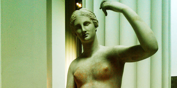 The Proconnesian marble statue of Venus. Photo / Wikimedia Commons / Andres Rueda