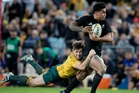 Malakai Fekitoa has faced more competition for his place in the All Black backline than expected. Photo / Brett Phibbs