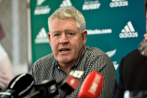 New Zealand Rugby and chief executive Steve Tew have recently come under fire. Photo / photosport.nz