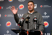 Joseph Parker had hoped to host his world title fight in New Zealand. Photo / photosport.nz