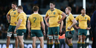 The Wallabies endured a disappointing Bledisloe Cup campaign against the All Blacks. Photo / photosport.nz