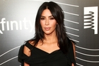 Kim Kardashian's family have stepped in to maintain her presence on social media. Photo / AP