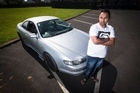 Ravinder Singh was told he had passed his drivers test, then issued driver's license only to be told later he had in fact failed.  23 October 2016. New Zealand Herald photo by Jason Oxenham.