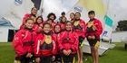 Watch: Owhata School pupils learn to sail