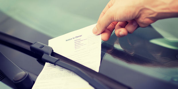 A Perth Student has penned a hilarious letter to Wilson parking in Northbridge, WA after receiving a $65 fine for overstaying his parking ticket by four minutes. Photo / 123RF