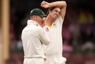 Mitchell Johnson has labelled the Australian cricket environment 'toxic' under Michael Clarke's leadership. Photo / Photosport