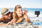 Could it be the beginning of the end for selfie sticks? Photo / 123RF