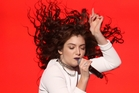Lorde has lent her Grammy. Photo / AP