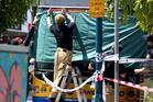 Passengers were lucky to escape. Photo / News Corp Australia