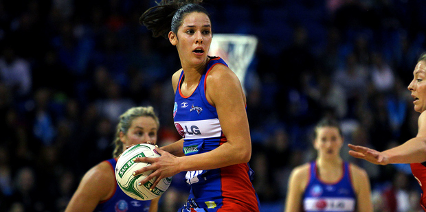 Former Mystics' star Kayla Cullen will headline the new ANZ Premiership side the Northern Stars. Photo / Photosport