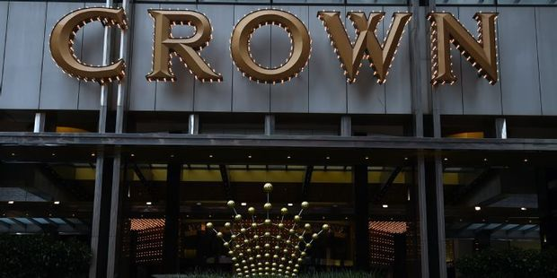 It's not all blue sky for James Packer and Crown Resorts. Photo / AFP