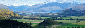 Stunning Wanaka land goes up for sale