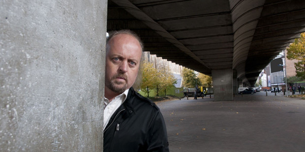 Comedian Bill Bailey embraced oddity, death metal, Brexit  and  Invercargill on his final night. Photo / Supplied