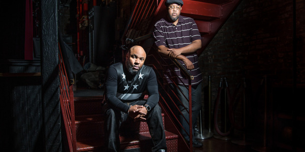 Blackalicious will perform as part of next year's Splore music festival.