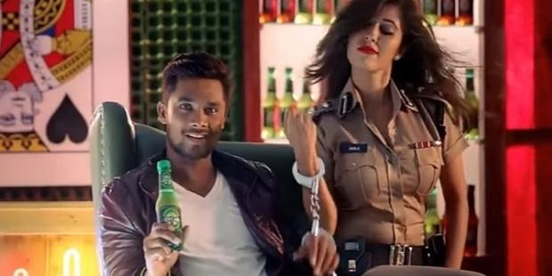Loading Sabbir Rahman is having to put his TV commercial career on hold after one of the ads he starred in was canned.