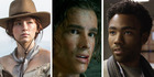Haley Bennett, Brenton Thwaites, and Donald Glover are the new rising stars of Hollywood.