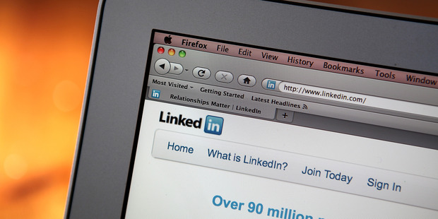 Demonstrate your brand value through sites such as LinkedIn.