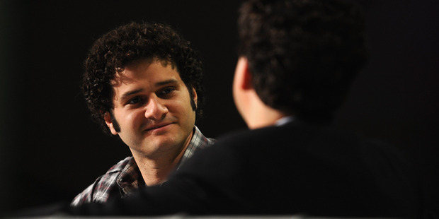 Dustin Moskovitz speaks onstage at Day 1 of TechCrunch Disrupt SF 2011 held at the San Francisco Design Center Concourse. Photo / Getty