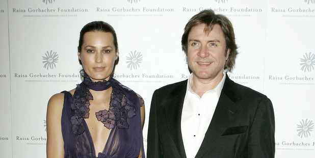 Yasmin and Simon Le Bon. Photo / Getty Images