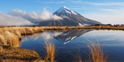 Air NZ is offering cheap airfares to Taranaki after it was listed as one of the world's best regions. Photo / Getty