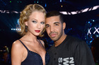 Taylor Swift and Drake (at the 2013 MTV VMAs). File photo / Getty Images