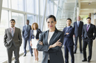 The workforce is changing and recruitment policies must change to reflect the diversity on show.