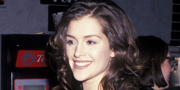 "Kate Fischer attends the premiere of ""Sirens"" on February 28, 1994 at Loew's Tower Cinema in New York City. Photo / Getty"