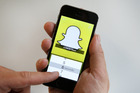 Snapchat is seeking $4b in its initial public offering. Photo / Getty