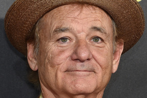 Actor Bill Murray attends the =New York Premiere at Ziegfeld Theater on October 6, 2014 in New York City. Photo / Getty