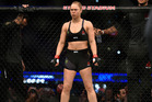Ronda Rousey is nothing but a quitter says fellow UFC star Matt Brown. Photo / Photosport