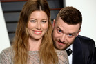 Actress Jessica Biel and musician Justin Timberlake. Photo / Getty Images
