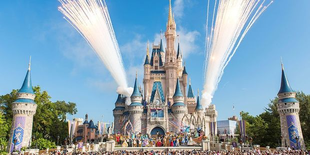 Disney World Florida has been celebrating its 45th anniversary this month - but there are still so many things we don't know about the iconic theme park. Photo / Getty Images