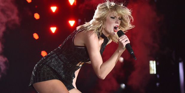 Singer/songwiter Taylor Swift perfoms onstage during the Formula 1 USGP on October 22, 2016 in Austin, Texas. Photo / Getty