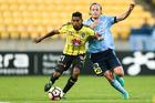 Roy Krishna had a legitimate goal disallowed against Sydney. Photo / Getty