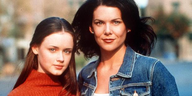 Alexis Bledel and Lauren Graham star in Warner Bros. TV series The Gilmore Girls. Photo / Getty