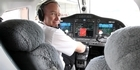 Watch: Cessna Mustang jet welcomed to Hawke's Bay