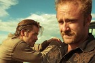 Scene from the film Hell or High Water starring Chris Pine as Toby and Ben Foster as Tanner. Photo / CBS Films