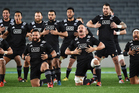 The Maori All Blacks want to bounce back from a rare defeat to the Barbarians last year, looking to win three from three on their November tour. Photo / Photosport
