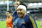 Ash Dixon has been named as the new captain of the Maori All Blacks as they prepare to tour next month. Photo / Photosport