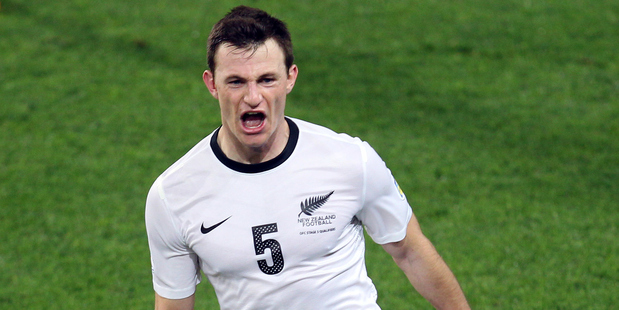 Tommy Smith is once again being considered for All Whites selection by coach Anthony Hudson. Photo / Photosport