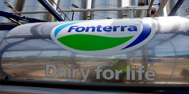 In the first hour of trading, units in the Fonterra Shareholders Fund were trading at $5.90, unchanged from Friday's close.