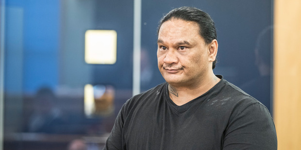 Darrell Dunn was found guilty of the manslaughter at the Auckland High Court. Photo / Michael Craig