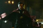 Actor Benedict Cumberbatch stars in the new Marvel movie, Doctor Strange.