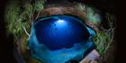 The Blue Hole, Santa Rosa, New Mexico. Photo / Supplied