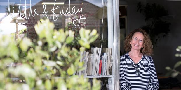 Loading Kim Evans, owner and founder of Little & Friday. Photo / Nick Reed