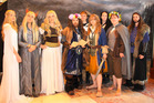 Cos-play at Hobbitcon.