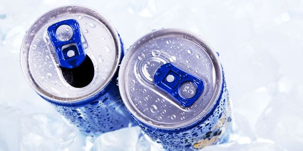 When mixed with alcohol, high-caffeine energy drinks create an effect in the brain similar to that of cocaine. Picture / 123RF