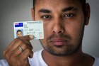 Ravinder Singh was told he had passed his driver's test, then issued a driver's licence only to be told later he had in fact failed. Photo / Jason Oxenham