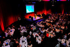 The sellout crowd that raised $80,000 for the Rotorua Police Welfare Fund. PHOTO SUPPLIED BY PHOTOS4SALE