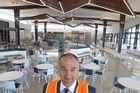 Stage one of a $20m redevelopment of Papamoa Plaza is on track, with a food court and two new stores set to open today creating 52 new jobs.